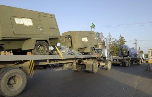 Three Dead in Attack on NATO Convoy in Pakistan