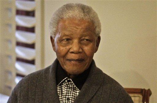 Mandela Spends Fourth Day in Hospital