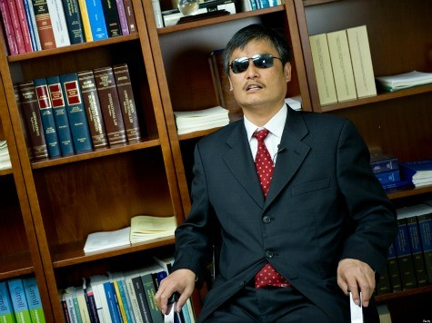 Famous Chinese Dissident Kicked Out of NYU