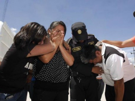 Guatemala Reels from Mass Police Slaying