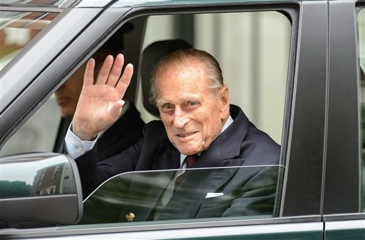 Prince Philip Leaves Hospital After Surgery