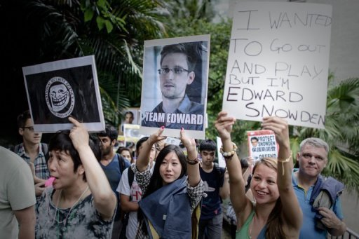 Beijing: Suspicions Snowden Spied for China 'Groundless'
