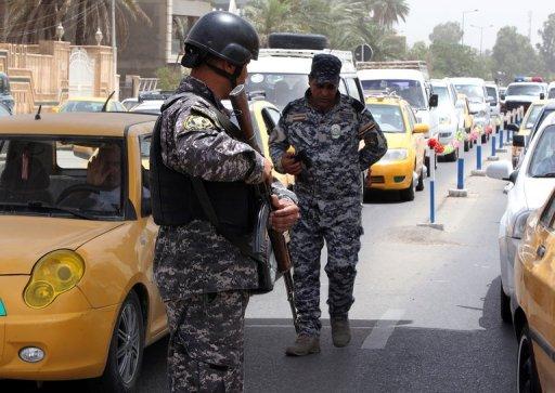 Bombings Near Baghdad Kill 10