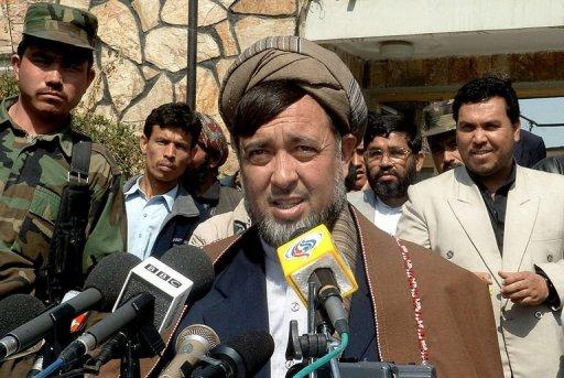 Afghan Lawmaker Escapes Kabul Suicide Attack