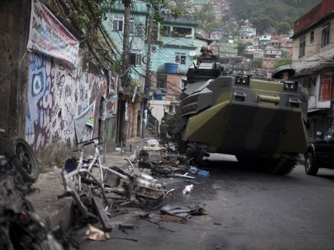 Brazil Deploying National Force to Control Protesters