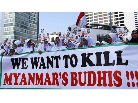 Anti-Islam Movement Growing in Myanmar