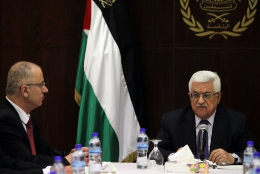 Abbas Accepts Resignation of Palestinian PM