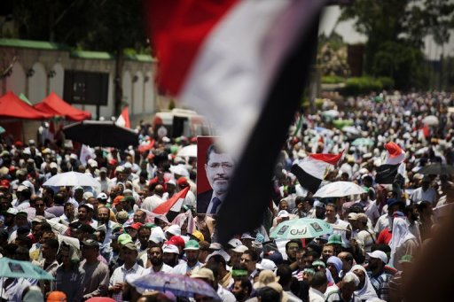 Egypt Army to Intervene if Unrest Erupts