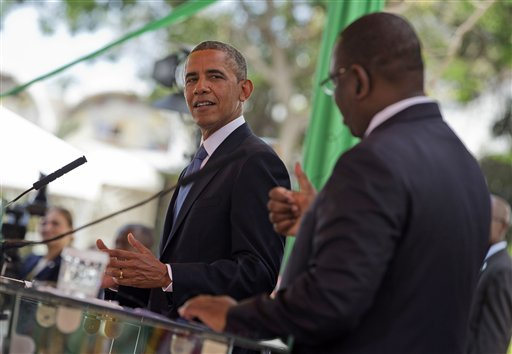 Obama Lectures Africa on Gay Marriage; Earns Rebuke on Death Penalty