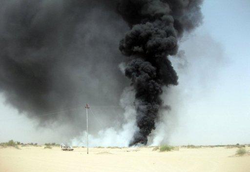 Tribesmen Launch New Attack on Yemen Oil Pipeline