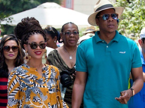 Judicial Watch: Docs Suggest Beyonce and Jay-Z Broke Rules of Cuba Visit