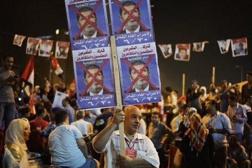 Egypt Islamists to Rally for Morsi