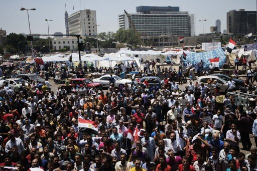 22 Million 'Sign Anti-Morsi Petition' in Egypt