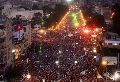 Anti-Muslim Brotherhood Protests in Egypt: Largest Political Event in World History
