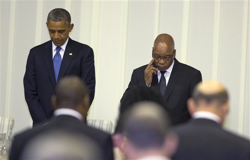 Obama to Announce New Power Initiative for Africa