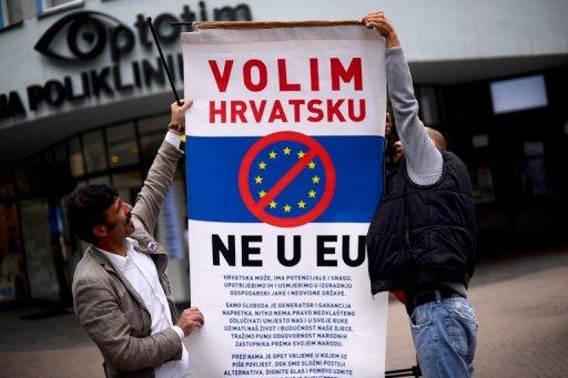 Croatia Prepares for EU Entry Party