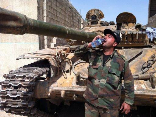 Syria Air Strikes on Homs 'Kill Woman, 2 Children'