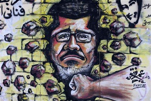 Morsi Clinging to Power Because U.S. Won't Intervene