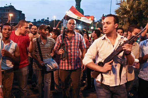 With Hours Left to Ultimatum, Egypt Awaits Military's Move UPDATE: Ultimatum Passes