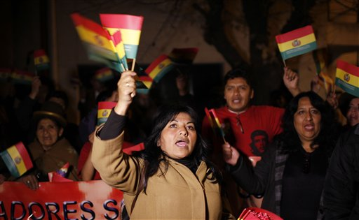 Bolivia Calls for UN Intervention in Plane Furor