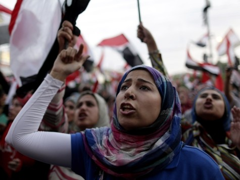 Sexual Assaults Rampant During Egypt's Anti-Morsi Protests