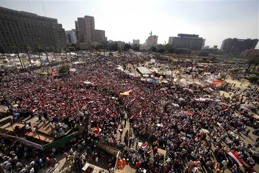 Egypt Military Tightens Grip Ahead of Deadline