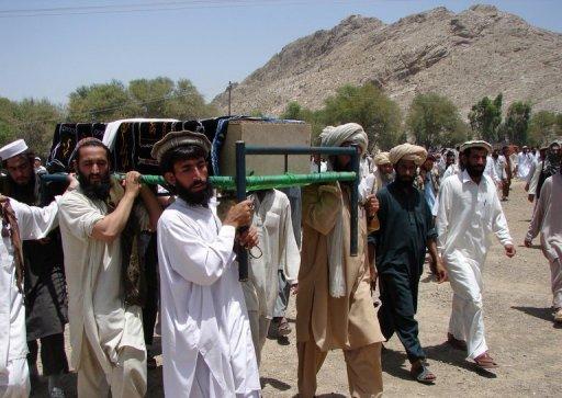 US Drone Strike Kills 17 in Pakistan