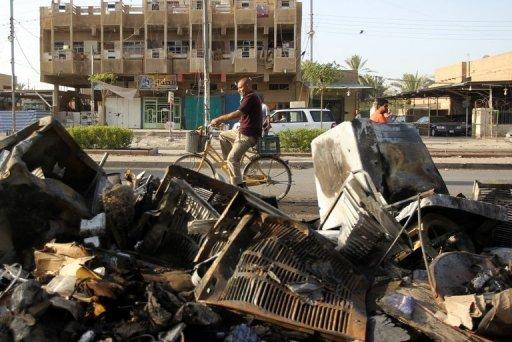 Iraq Attacks on Shiites Kill 113 in Three Days