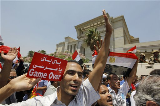 America's Mess in Egypt