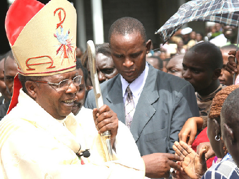 Kenyan Cardinal to Obama: U.S. Society Already 'Ruined'