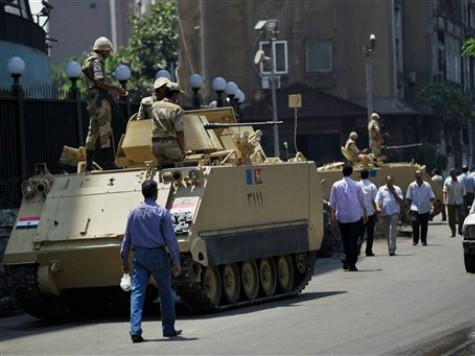 Egypt: Security Boosted After Deadly Clashes