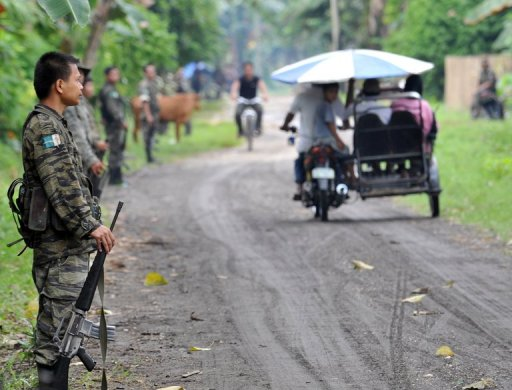 US Warns Against Travel to Southern Philippines
