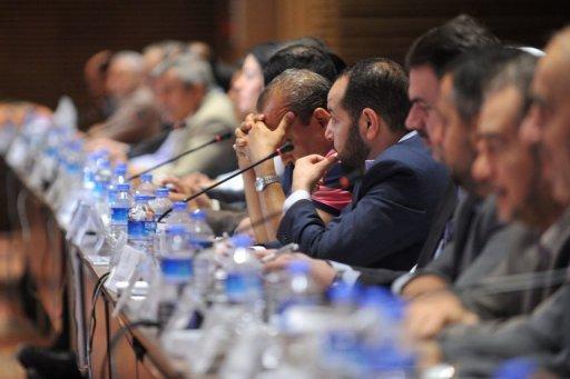 Syria's Main Opposition Picks New Leader