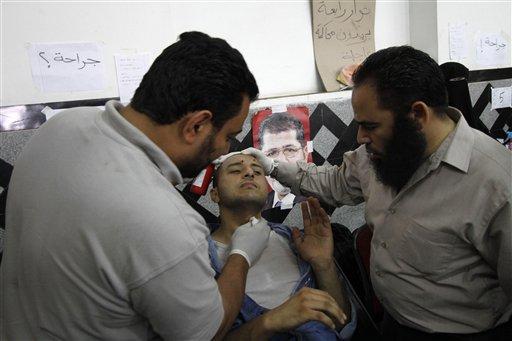 Egyptian Intifada Begins: Army Kills Over 40 Muslim Brotherhood Demonstrators