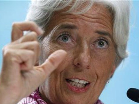 IMF Chief: U.S. Debt Reduction 'Absolutely Inappropriate'