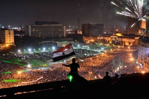 16 Egypt Coup Protesters Shot Dead in Cairo: Islamists