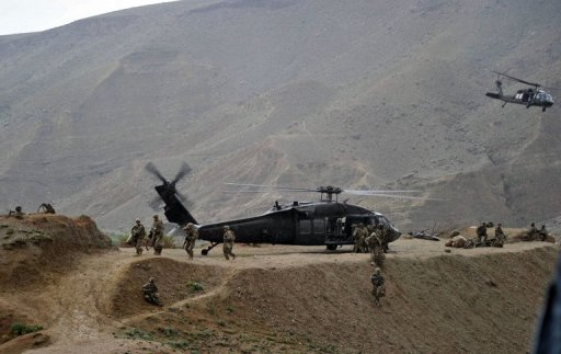 US Considering Speeding up Afghan Pullout: Report