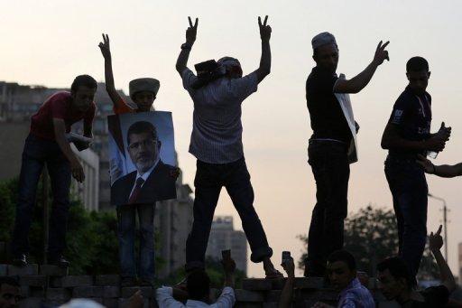 Egypt Transition Plan Runs into Opposition