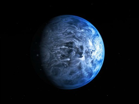 Astronomers Find Blue Planet Outside Solar System