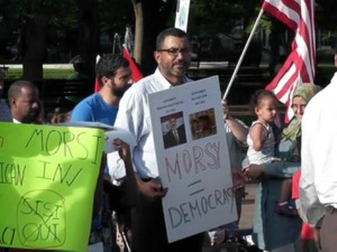 Pro-Morsi Rally in D.C. a Grand Deception