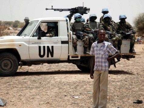 Seven Peacekeepers Dead in Darfur