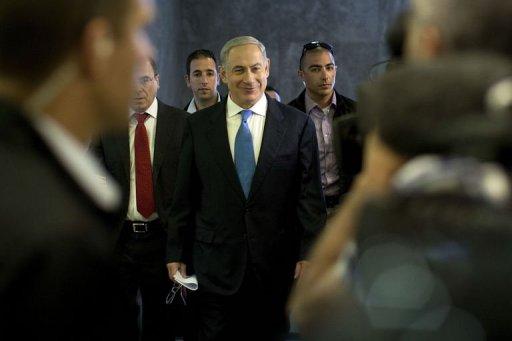 Netanyahu: Iran Will Hit Red Line in 'Weeks'