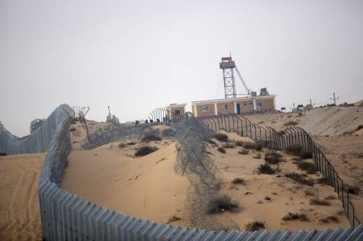 Israel Agrees to Two Egypt Battalions for Sinai