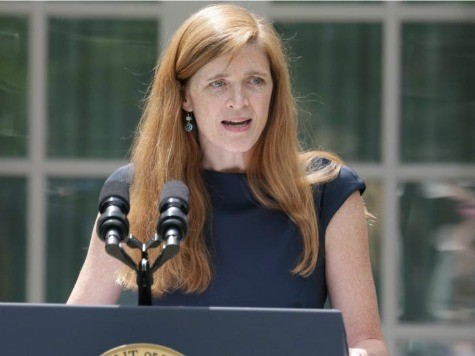 Needed: An American Representative at the UN–Not Samantha Power