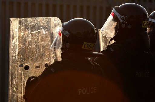 Fifth Night of Violence Roils Belfast