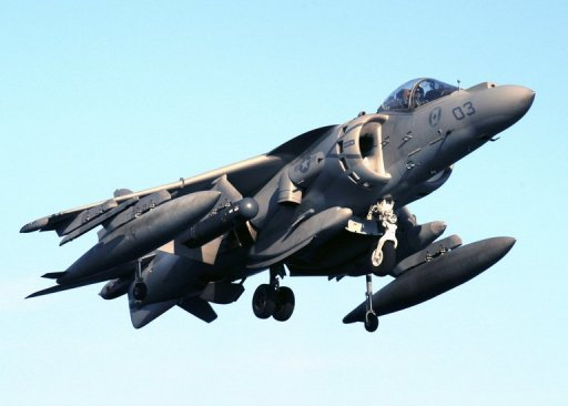 US Jets Drop Unarmed Bombs on Great Barrier Reef