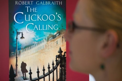 German Publisher of Surprise Rowling Book Eyes Windfall