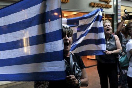 Most Greeks Favour Civil Service Job Cuts: Survey