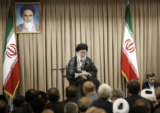 Iran's Khamenei: U.S. Cannot Be Trusted