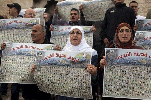 Israel to Free 'Around 80' Palestinian Prisoners